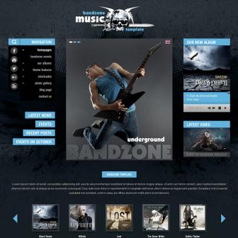 jasa bikin website studio musik