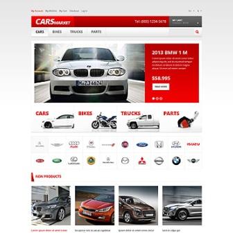 Jasa Web Dealer Mobil Motor Murah
