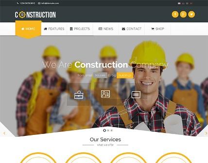 jasa pembuatan website kontraktor