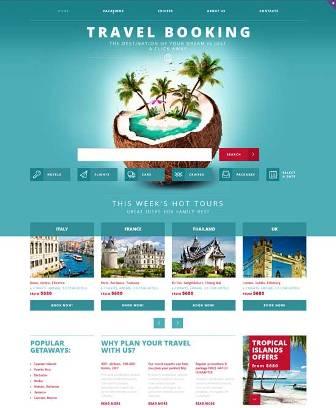 jasa pembuatan website travel agent
