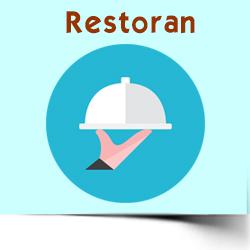 restoran cafe web