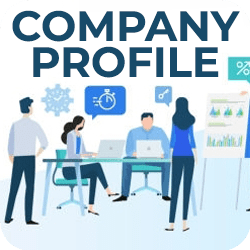 company profile web